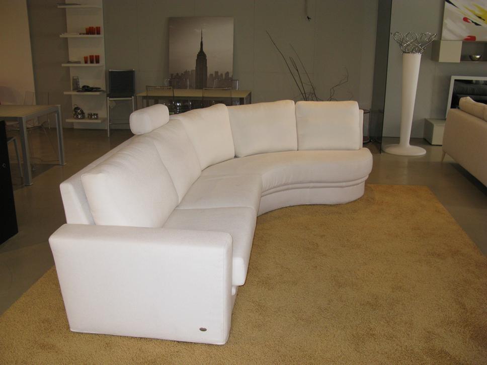 Doimo salotti divano edgar scontato del 63 divani a - Cuscini schienale divano ...