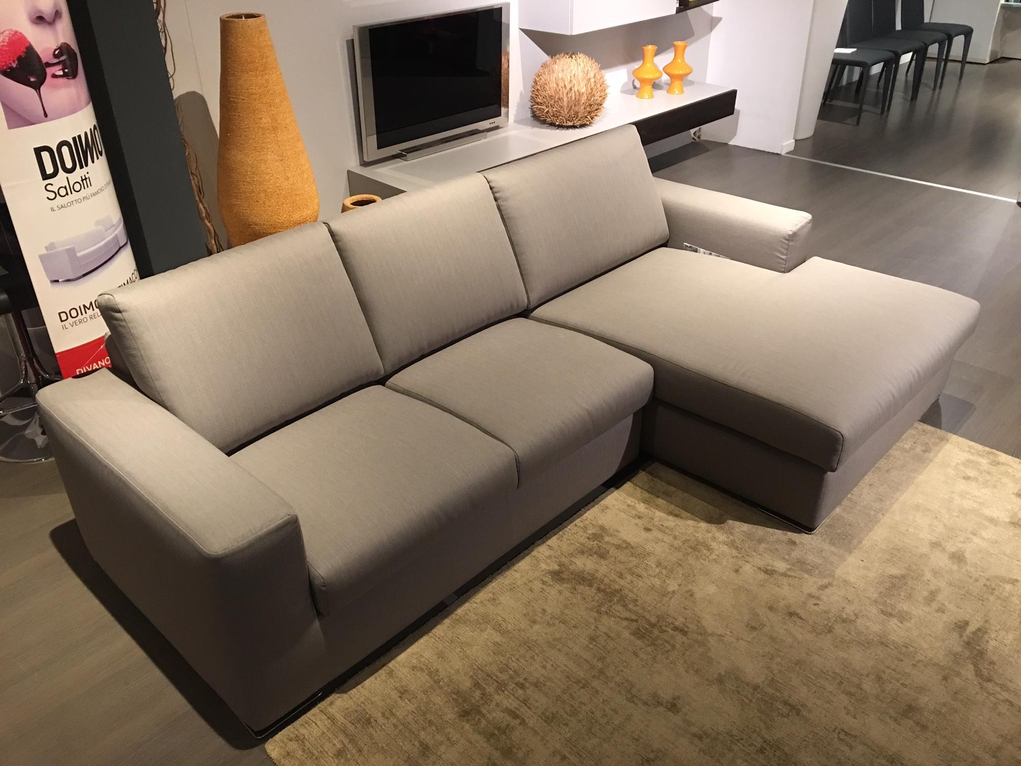 Doimo salotti divano alfred scontato del 60 divani a for Outlet divani