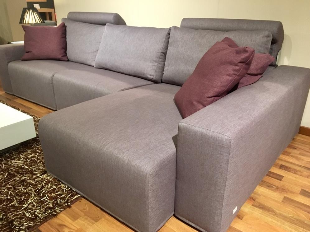 Doimo salotti divano modello oceano scontato del 40 divani a prezzi scontati - Divano doimo prezzo ...