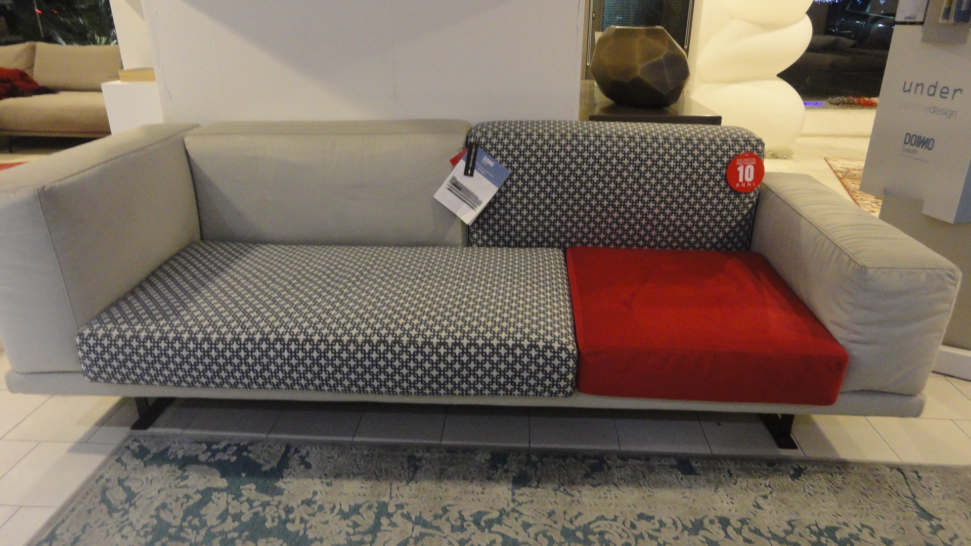 Doimo salotti divano under divani lineari divani a prezzi scontati - Divano doimo prezzo ...