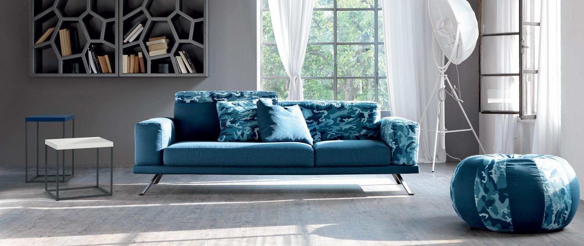 Doimo salotti divano modello under mix divani a prezzi for Divani salotti