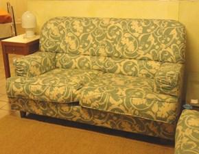 Due divani in tessuto tipo Sanderson sfoderabili scontati del -70