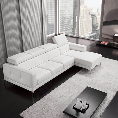 Egoitaliano divano claudie in vera pelle scontato del 56 for Ego italia divani
