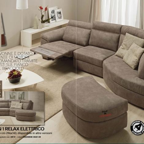 Egoitaliano divano ivonne cashmere scontato 55 divani for Ego italia divani