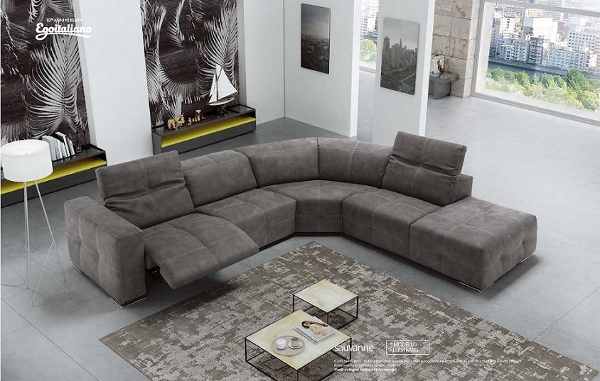 Egoitaliano divano sauvanne cashmere scontato del 55 for Ego italia divani