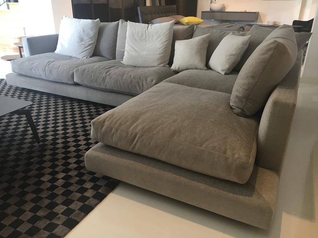 flexform divano long island 05 scontato del 35 divani