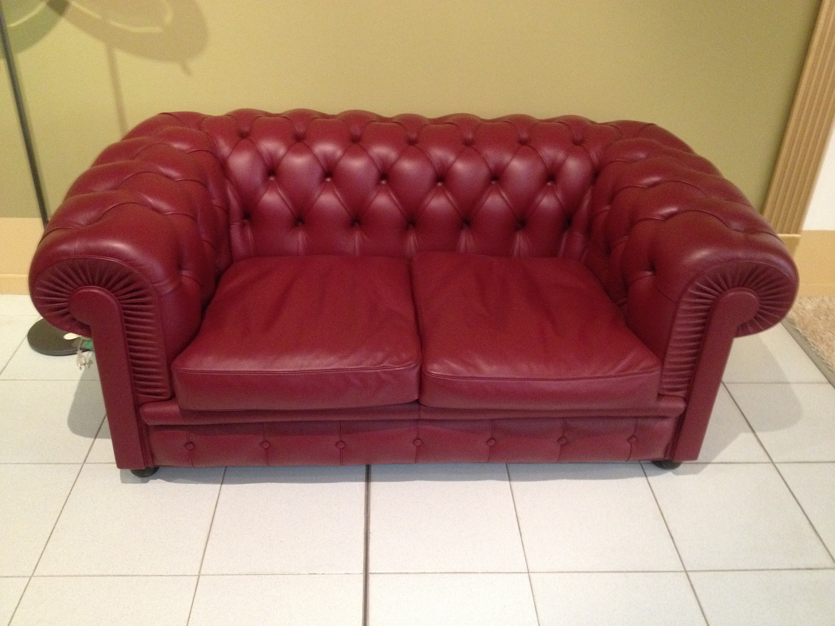 Frau divano modello chester met prezzo divani a prezzi for Poltrona frau prezzo