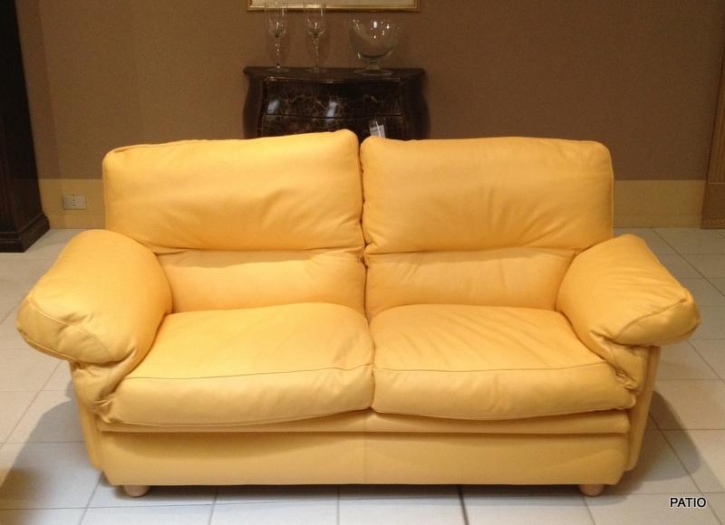 Frau divano modello poppy due posti meta 39 prezzo divani for Divano prezzo