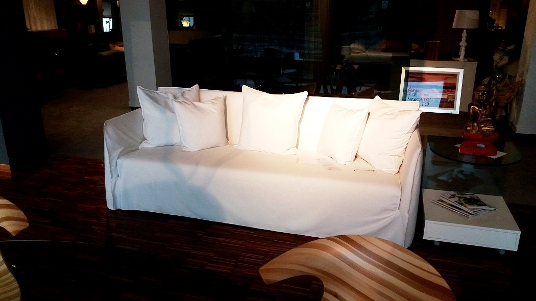 Gervasoni divano ghost 220 gervasoni divani a prezzi - Gervasoni divano letto ...