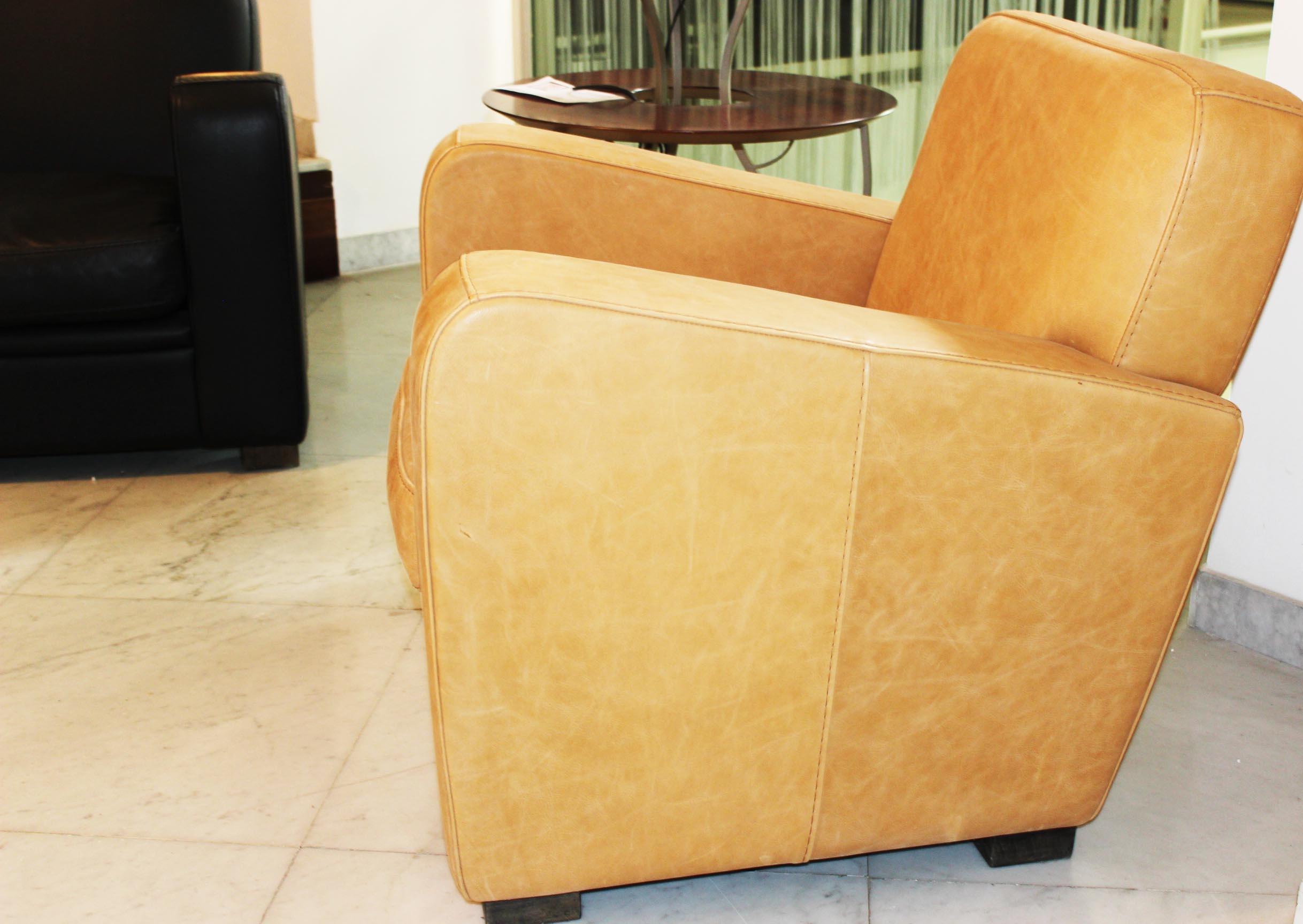 L 39 origine manhattan poltrona in cuoio divani a prezzi for Scotti arredamenti nola