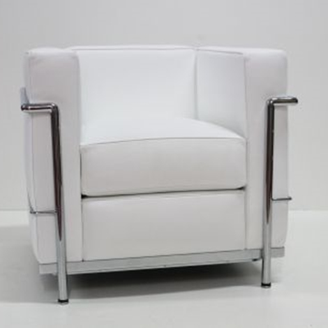 lc2 poltrona le corbusier divani a prezzi scontati. Black Bedroom Furniture Sets. Home Design Ideas