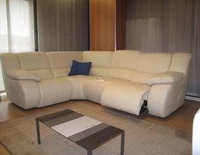 Outlet divani pelle prezzi sconti online 50 60 for Divani baxter prezzi