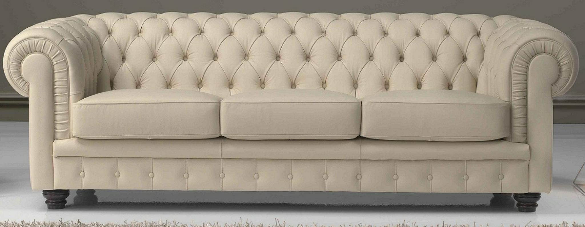 Divani inglesi chesterfield prezzi idee per il design for Prezzi per rivestire un divano