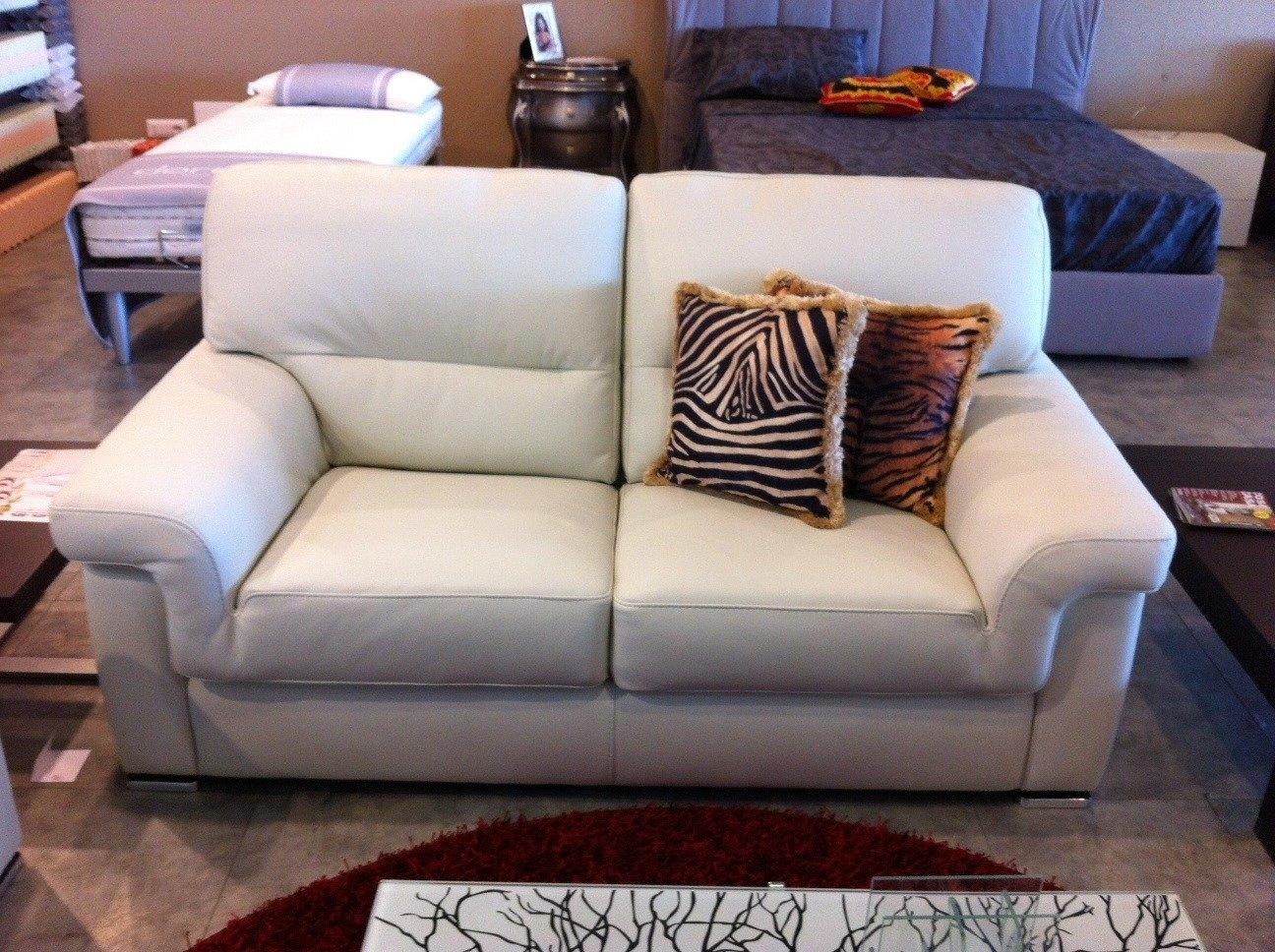 divani in pelle poltronesof prezzi