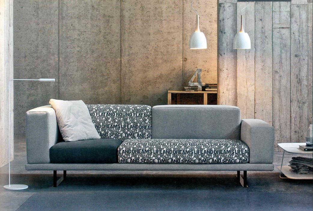Offerta divano in tessuto divani a prezzi scontati for Divani shabby in offerta