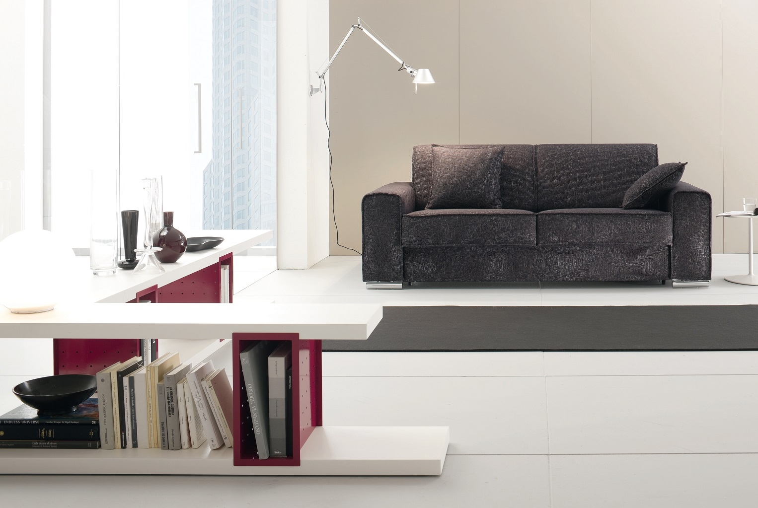 Offerta divano letto brio divani a prezzi scontati for Prezzi divani letto
