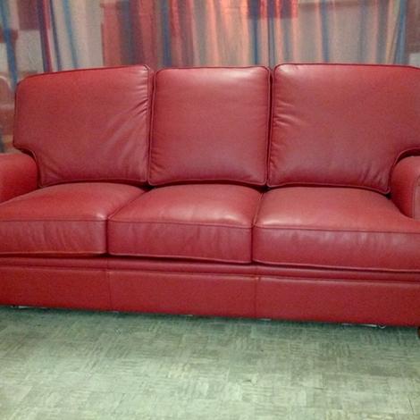 Offerta divano letto in pelle divani a prezzi scontati for Divano pelle letto
