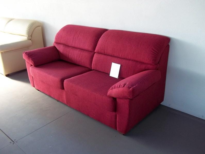 Offerta divano monique lineare 205cm - Imbottitura divani poliuretano ...