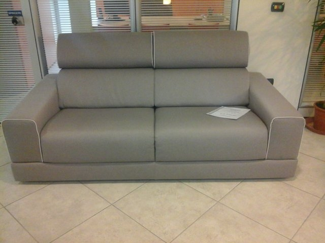 Divano felix relax sedute slitta scontato del for Outlet divani