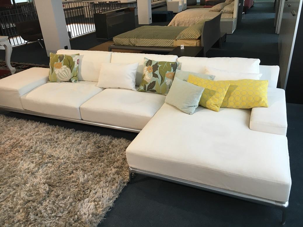 Poliform divano park scontato del 55 divani a prezzi for Divani poliform outlet