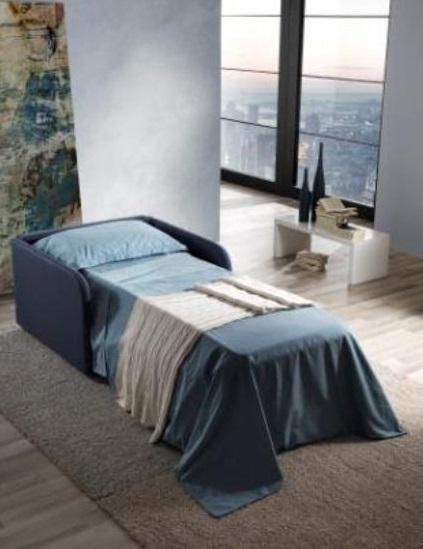Poltrona a letto estraibile un posto divani a prezzi scontati - Poltrona letto divani e divani ...