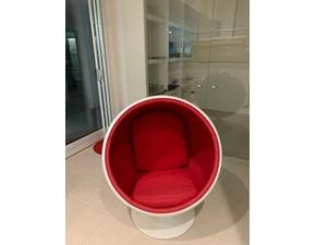 Poltrona Ball chair Artigianale a PREZZO OUTLET