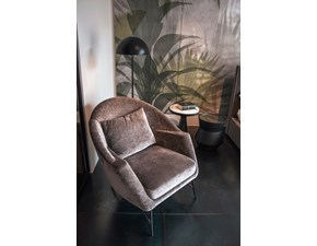 Poltrona Chillout Saba in Offerta Outlet