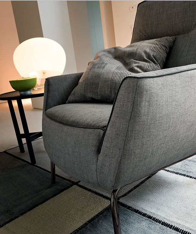 Poltrona ditre italia modello vela divani a prezzi scontati for Divani ditre