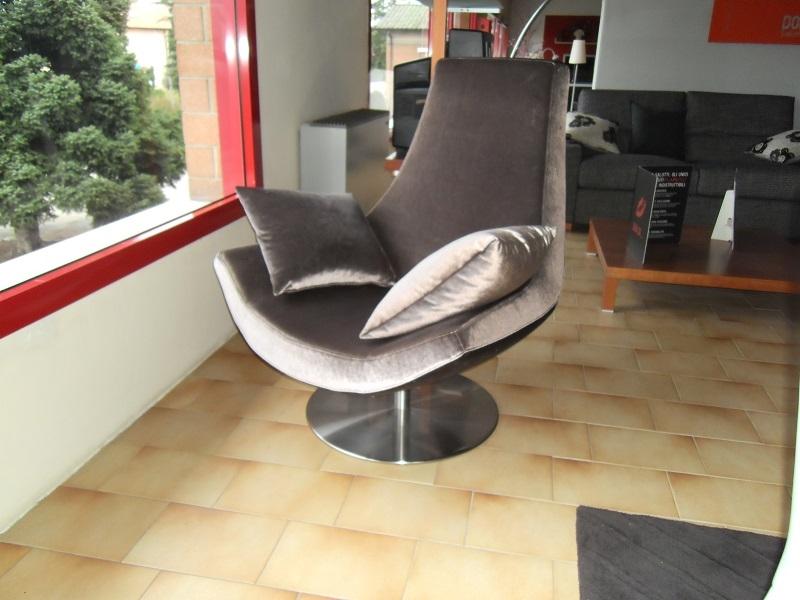 poltrona girevole in offerta al 50 divani a prezzi scontati