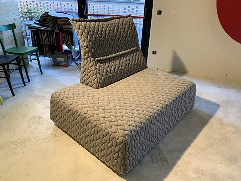 Poltrona Highlands Moroso in Offerta Outlet