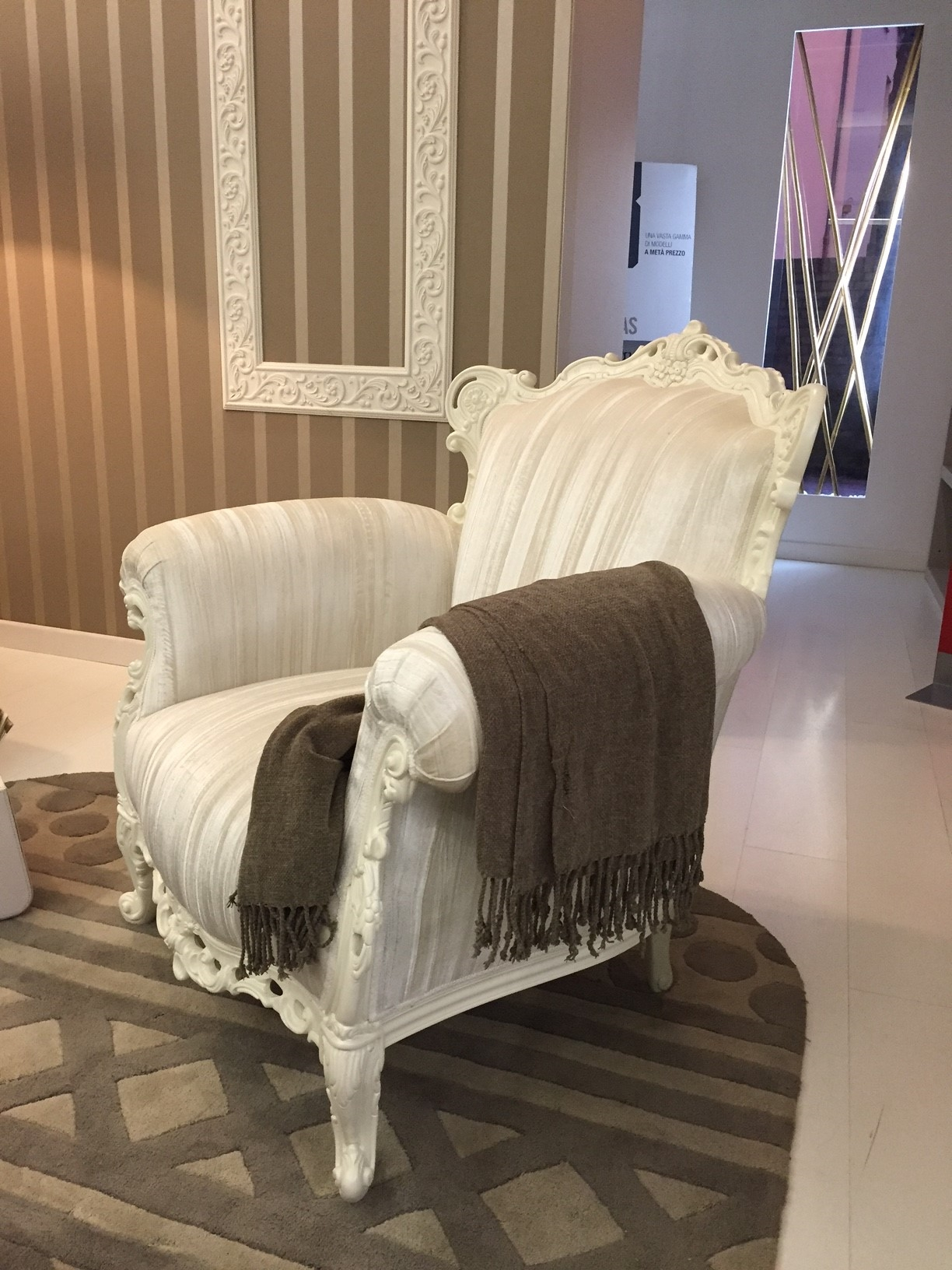 divani stile barocco prezzi il miglior design di