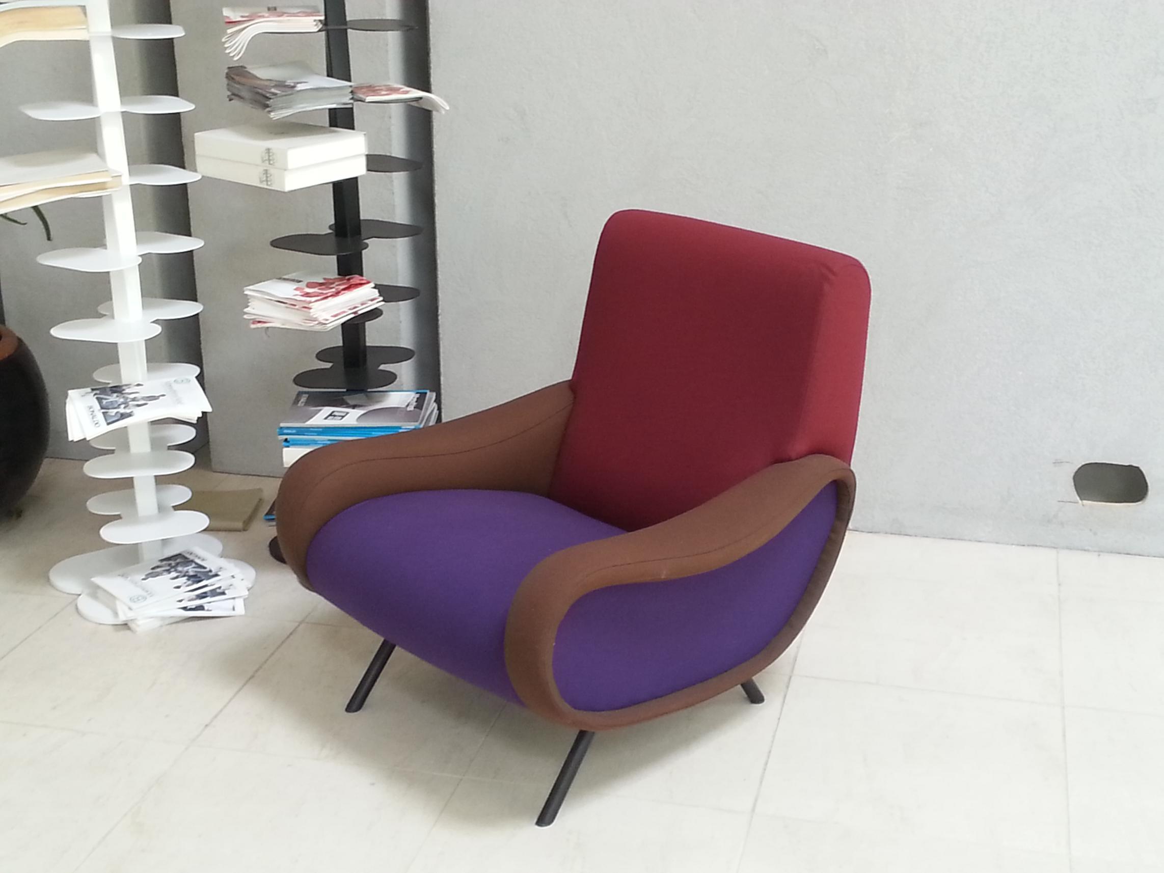 Poltrona lady arflex divani a prezzi scontati for Outlet arredamento divani