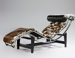 Poltrona Le corbusier chaise longue Sigerico in Offerta Outlet