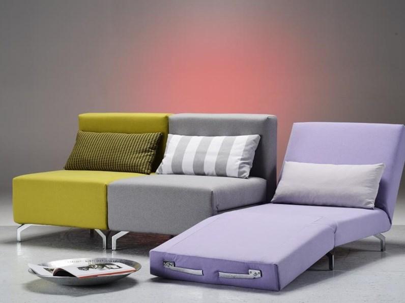 Poltrona letto family bedding modello voilà versione maxi