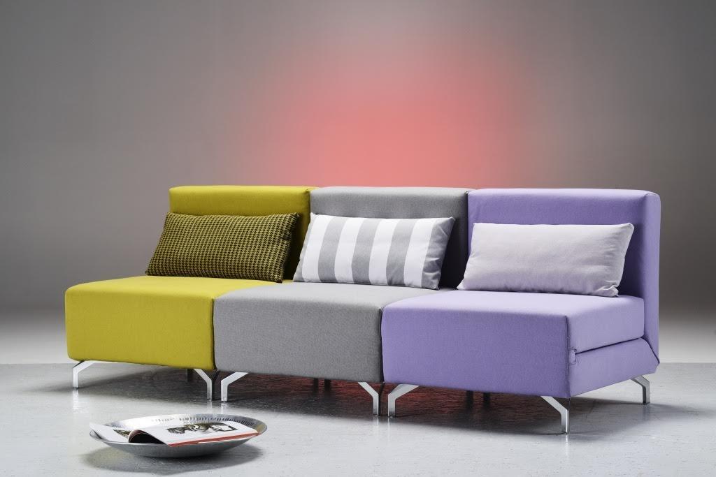 Poltrona letto family bedding modello voil versione maxi for Divano letto dimensioni ridotte