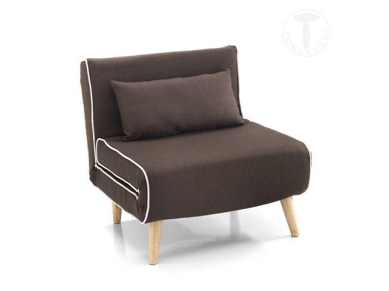 Poltrona letto shit b di tomasucci in offerta outlet for Poltrona letto ikea usata