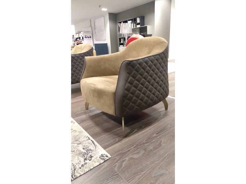 Poltrona Olimpia armchair daytona Signorini&coco in Offerta Outlet