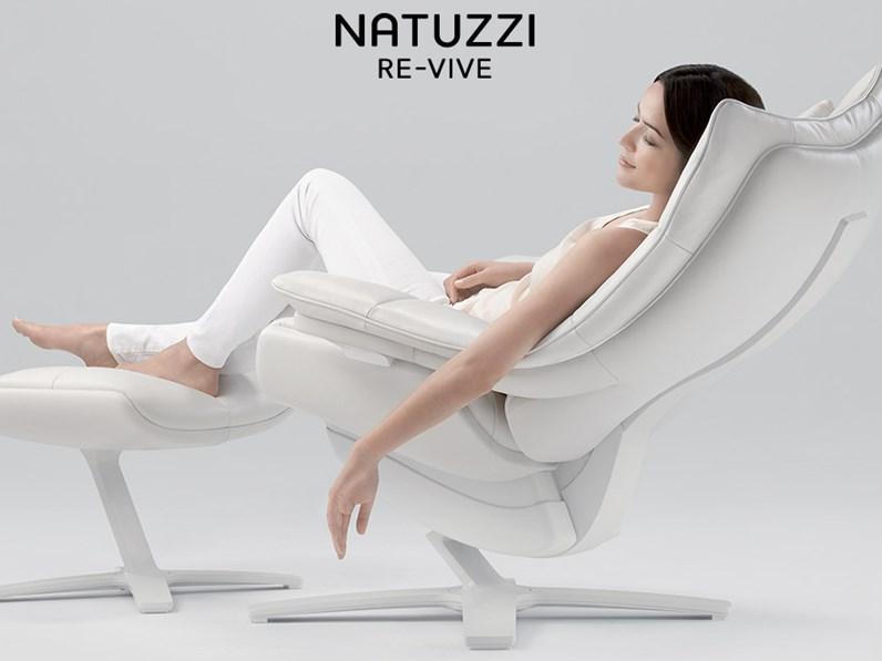 Prezzo Poltrona Altea Natuzzi.Poltrona Re Vive By Natuzzi