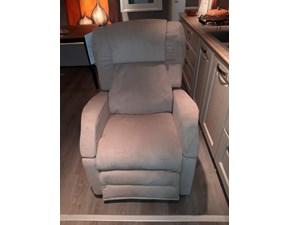 Poltrona relax 135 extra comfort  Artigianale ad un prezzo imperdibile