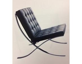 Poltrona relax Barcelona - art.3002a Esprit nouveau a prezzo scontato