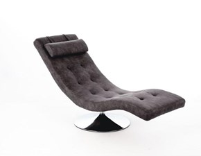 Poltrona relax Chaise longue Stones PREZZI OUTLET