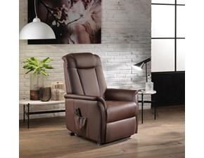 Poltrona relax Elisa 9010 a prezzo ribassato