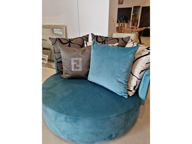 Poltrona relax in tessuto fendi casa a prezzo ribassato - Divano fendi prezzo ...