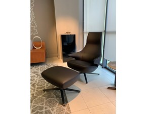 Poltrona relax Jay lounge Poltrona frau in Offerta Outlet