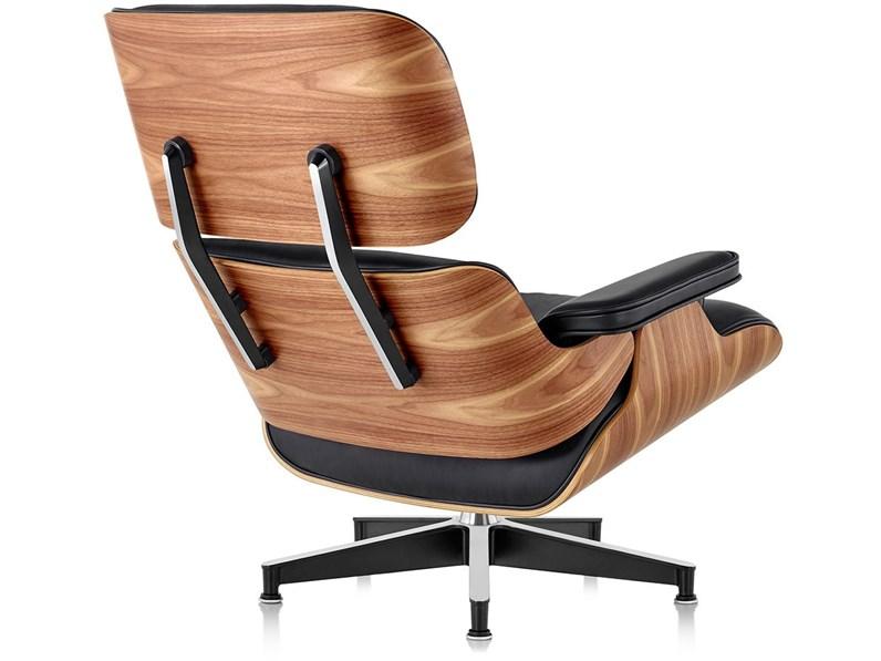 Poltrona Relax Lounge.Poltrona Relax Lounge Chair Ottoman Charles E Ray Eames Vitra Vitra In Offerta