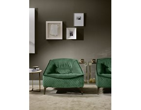 Poltrona relax Tosca Artigianale in Offerta Outlet