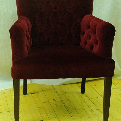 Poltrona velluto divani a prezzi scontati - Poltrona letto piccole dimensioni ...