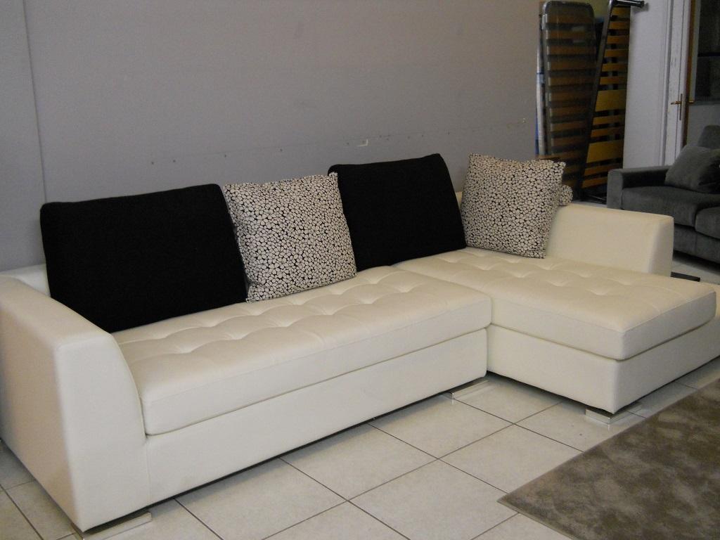 Poltronarigoni divano helios divano relax ecopelle - Divano relax prezzi ...