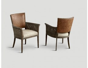 Poltroncina 2258 Dialma brown in Offerta Outlet