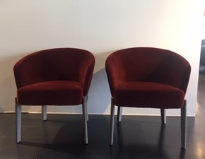 Poltroncina Chelsea Molteni & c in Offerta Outlet